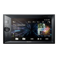 "SONY XAV-V630BT 6.2""TOUCHSCREEN DIGITAL MULTIMEDIA RECEIVER WITH BLUETOOTH"