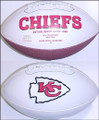 Kansas City Chiefs Full Size Logo Football