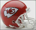 Kansas City Chiefs Mini Replica Helmet