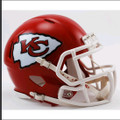 Kansas City Chiefs Mini Speed Football Helmet