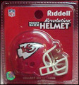 Kansas City Chiefs NFL Pocket Pro Single Football Helmet