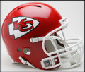 Kansas City Chiefs Revolution Full Size Authentic Helmet