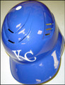 Kansas City Royal Left Flap CoolFlo Official Batting Helmet