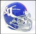 Kansas Jayhawks Full Size Authentic Schutt Helmet