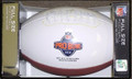 2010 Pro Bowl Full Size Signature Football