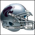 Kansas St Wildcats Authentic Schutt XP Football Helmet