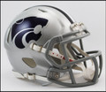 Kansas St Wildcats Riddell NCAA Mini Speed Football Helmet