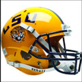 LSU Tigers Full XP Replica Football Helmet Schutt
