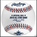 2010 Rawlings All Star Official Baseball