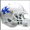 Kentucky Wildcats Authentic White Schutt XP Football Helmet