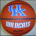 Kentucky Wildcats Full Size Tip Off Basketball