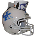 Kentucky Wildcats Mini Football Helmet Desk Caddy White