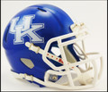 Kentucky Wildcats Riddell NCAA Mini Speed Football Helmet