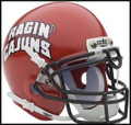 LA Layfayette Ragin Cajuns Mini Authentic Schutt Helmet