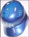 Los Angeles Dodgers Left Flap CoolFlo Official Batting Helmet