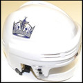 Los Angeles Kings Mini NHL Replica Hockey Helmet