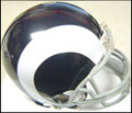 Los Angeles Rams 1965-72 Throwback Mini Replica Z2B Helmet