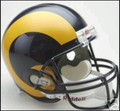 Los Angeles Rams 1981-99 Throwback Full Size Replica Helmet