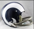 Los Angeles Rams Full Size TK Suspension Throwback Helmet 1965-72