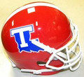 Louisana Tech Bulldogs Mini Authentic Schutt Helmet