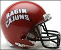 Louisiana Lafayette Ragin Cajuns Mini Replica Helmet