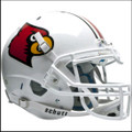 Louisville Cardinals Authentic Schutt XP Football Helmet