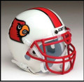 Louisville Cardinals Full Size Authentic Schutt Helmet