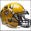 LSU Tigers Authentic Schutt XP Football Helmet