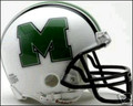Marshall Thundering Herd Mini Replica Helmet