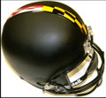 Maryland Terrapins Black 2011 Riddell NCAA Collegiate Deluxe Replica