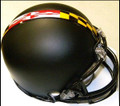 Maryland Terrapins Mini Replica Helmet