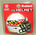 Maryland Terrapins NCAA Pocket Pro Single Football Helmet