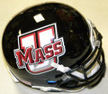 Massachusetts UMass Minutemen Schutt NCAA College Football Helmet