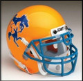McNeese State Cowboys Full Size Authentic Schutt Helmet