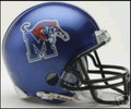 Memphis Tigers Mini Replica Helmet