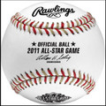 2011 Rawlings Official All-star Baseball