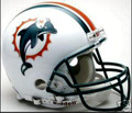 Miami Dolphins Full Size Authentic Helmet