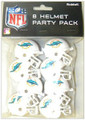 Miami Dolphins Gumball Helmet Party Pack