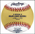2011 Rawlings Official Gold Home Run Derby Baseball