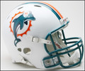 Miami Dolphins Revolution Full Size Authentic Helmet