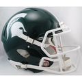 Michigan St Spartans Authentic Speed Helmet