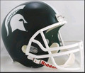 Michigan State Spartans Full Size Authentic Helmet