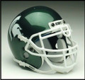 Michigan State Spartans Full Size Authentic Schutt Helmet