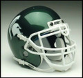 Michigan State Spartans Full Size Replica Schutt Helmet