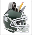 Michigan State Spartans Helmet Desk Caddy