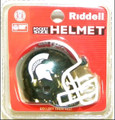 Michigan State Spartans NCAA Pocket Pro Single Football Helmet