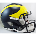 Michigan Wolverines Authentic Speed Helmet