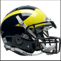 Michigan Wolverines Authentic Schutt XP Football Helmet