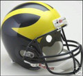 Michigan Wolverines Full Size Replica Helmet