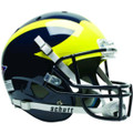 Michigan Wolverines Full XP Replica Football Helmet Schutt